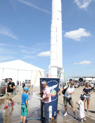 Fusée Ariane Salon du Bourget 2019