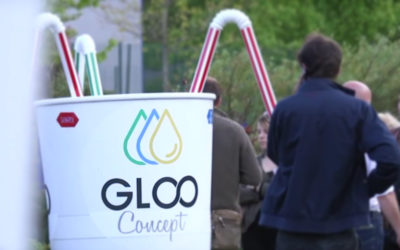 Soirée chez GLOO CONCEPT à Limoges